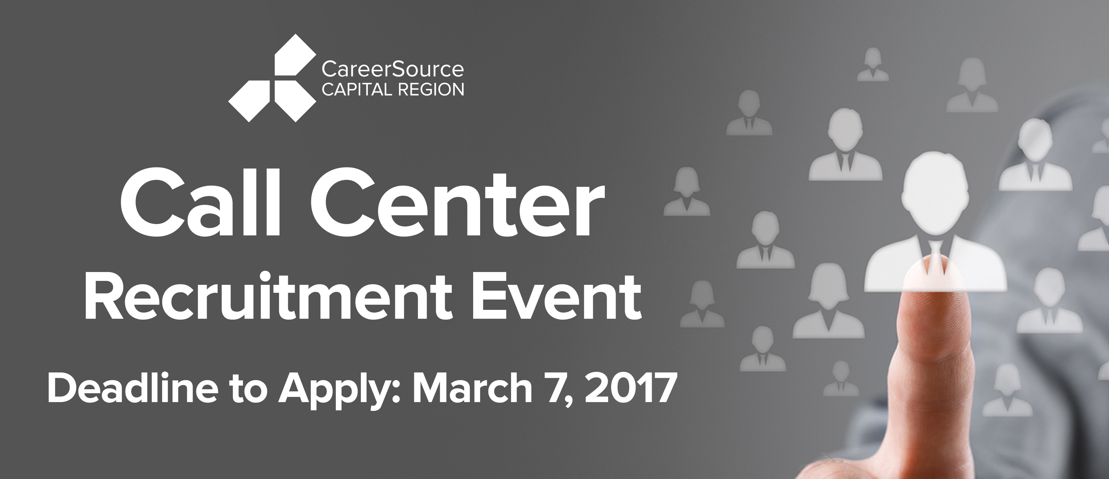 Call Center Representatives Recruitment Event