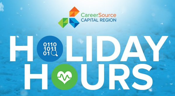 GADSDEN, LEON, AND WAKULLA OFFICES CLOSED: Winter Holiday Hours